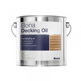 Bona Decking Oil - 2,5L