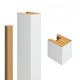 Stenová lamela Biela Mat