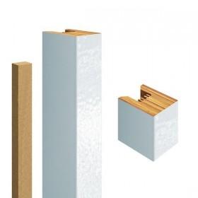 Stenová lamela Biela lesk