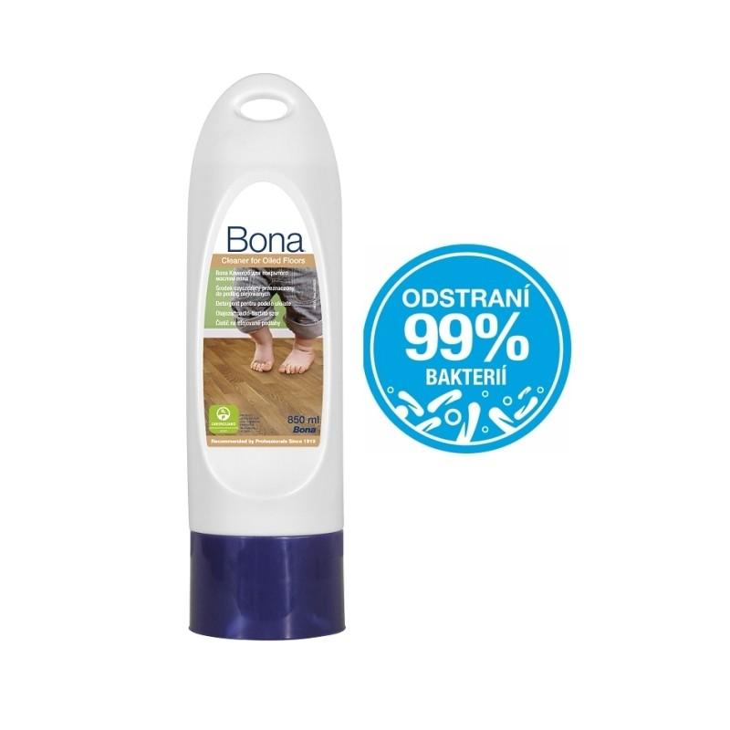 Bona čistič na olejované podlahy - 0,85l