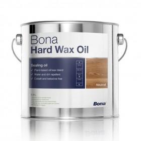 Bona Hard Wax Oil Tvrdý Voskový Olej- 2,5L
