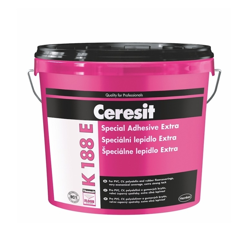 Ceresit K 188E špeciálne disperzné lepidlo - 5kg/13kg