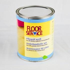 Floorservice Maintanance oil údržbový biely - 1L