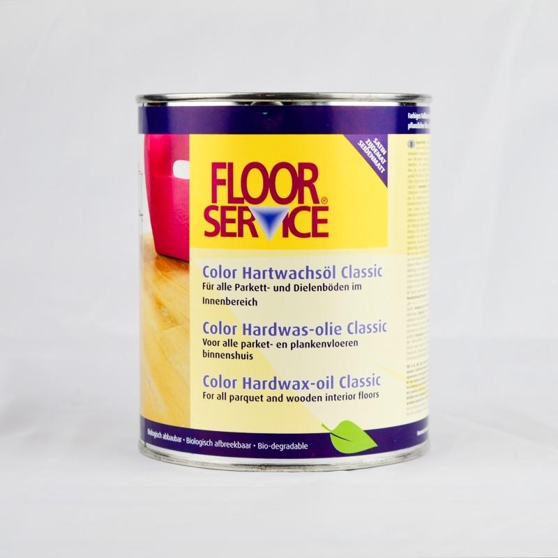 Floorservice Color Hardwax-oil Classic - 1L